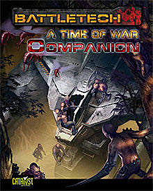 A Time of War: Companion
