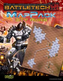 MapPack: City Ruins