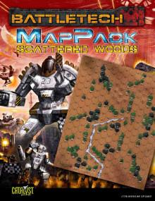 MapPack: Scattered Woods