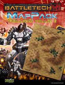 MapPack: Rolling Hills 2