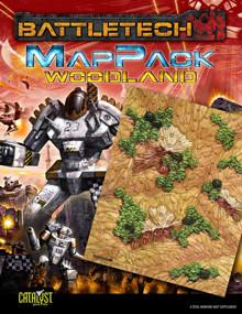 MapPack: Woodland
