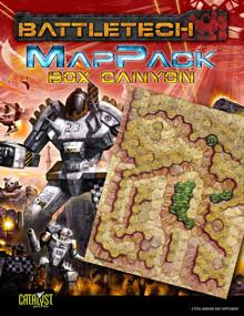 MapPack: Box Canyon