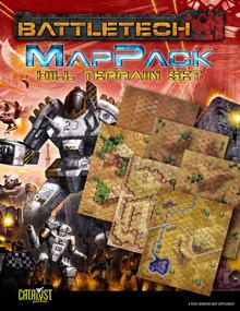 MapPack: Hill Terrain Set