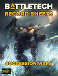 Record Sheets: Succession Wars (PDF)