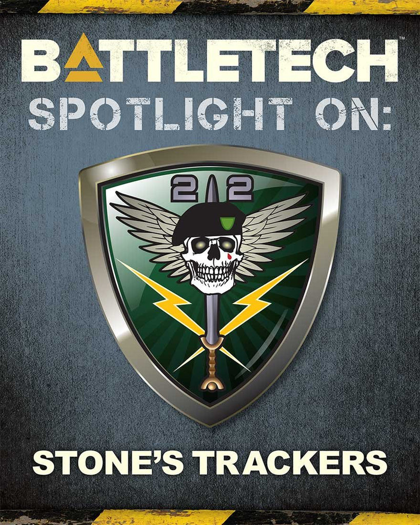 BattleTech: Spotlight On: Stone's Trackers