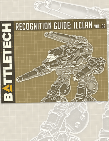 BattleTech: Recognition Guide: ilClan Vol. 2