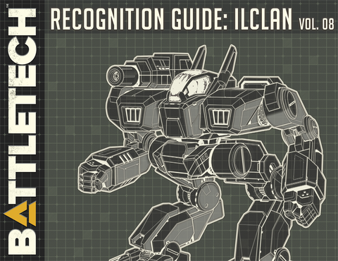 BattleTech: Recognition Guide: ilClan Vol. 8