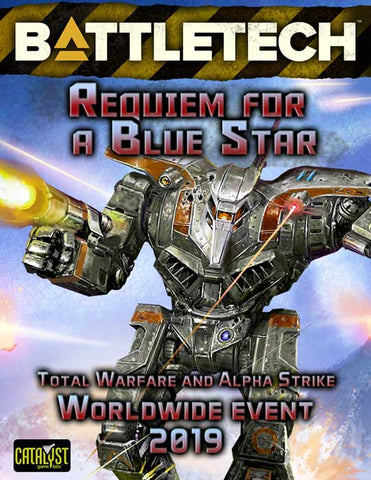 BattleTech World Wide Event: Requiem for a Blue Star