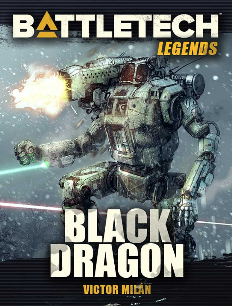 Legends: Black Dragon