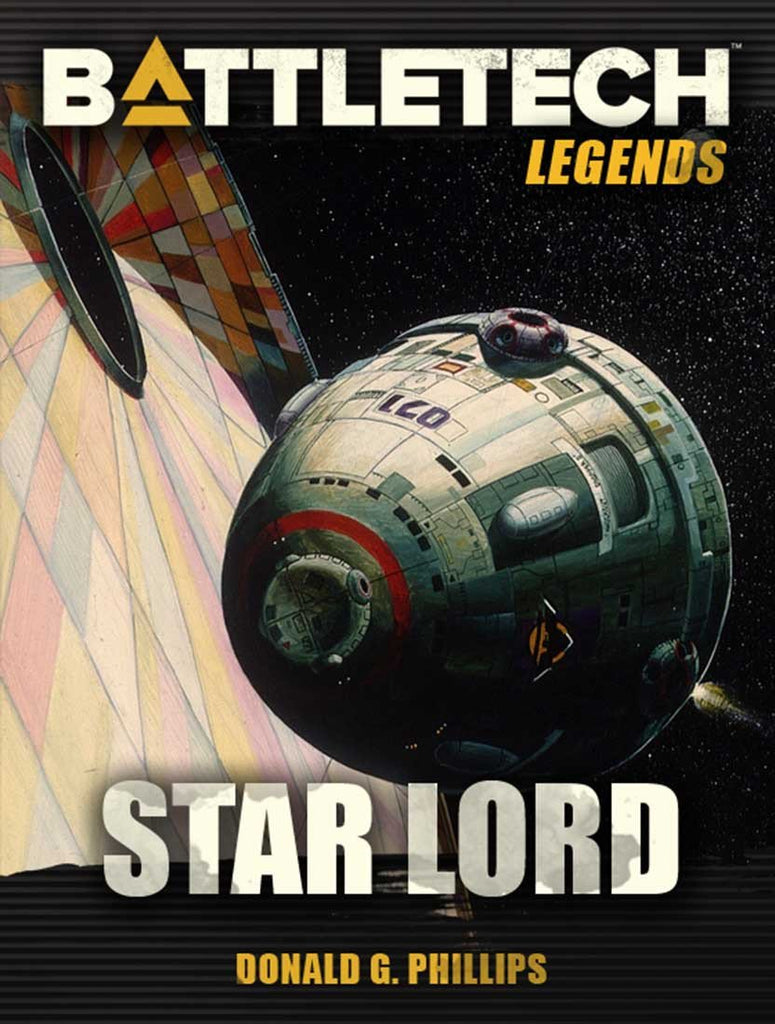 Legends: Star Lord