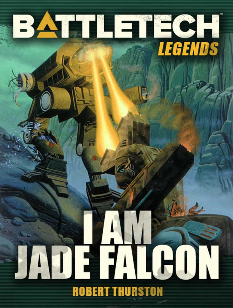 Legends: I am Jade Falcon