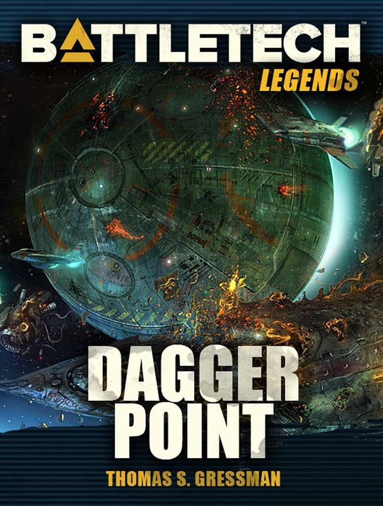 BattleTech Legends: Dagger Point
