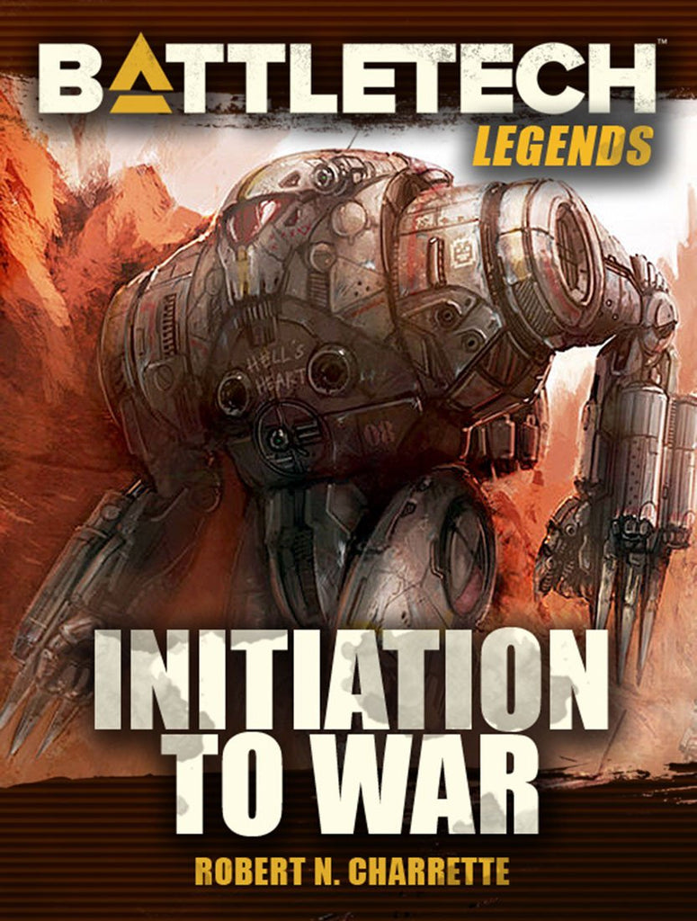 Legends: Initiation to War
