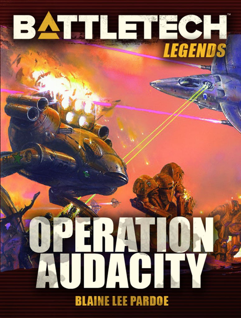 Legends: Operation Audacity