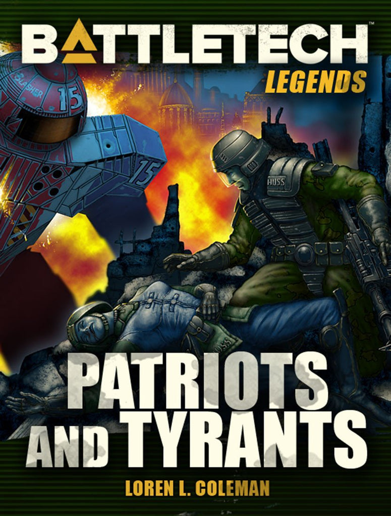 Legends: Patriots and Tyrants