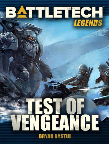 Legends: Test of Vengeance