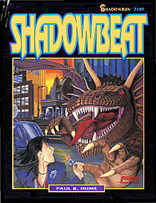 Sourcebook: Shadowbeat