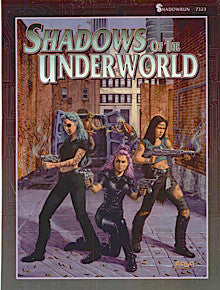 Adventure: Shadows of the Underworld