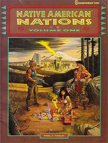 Native American Nations, Vol. 1