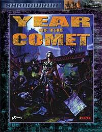 Deep Shadows Sourcebook: Year of the Comet