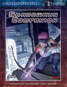 Rulebook: Shadowrunner's Companion