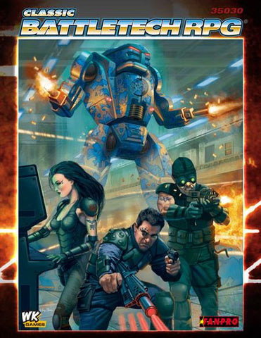 BattleTech: The Roleplaying Game