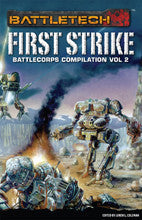 BattleCorps Anthology Vol. 2: First Strike