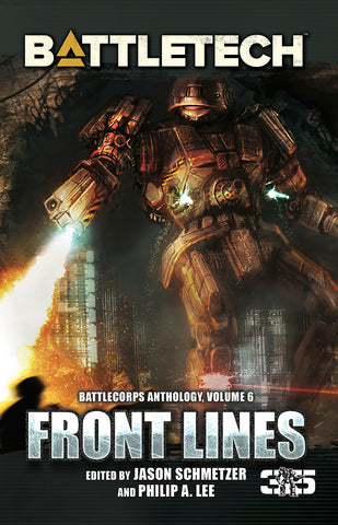 BattleTech Anthology Vol. 6: Front Lines (epub)