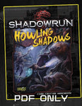 Howling Shadows (free PDF with Book purchase)