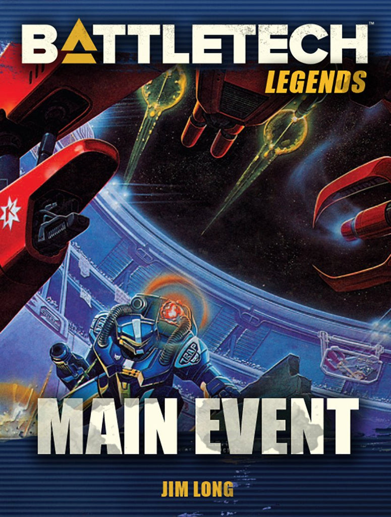 Legends: Main Event