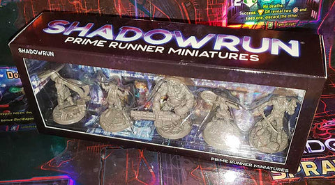 Prime Runner Miniatures
