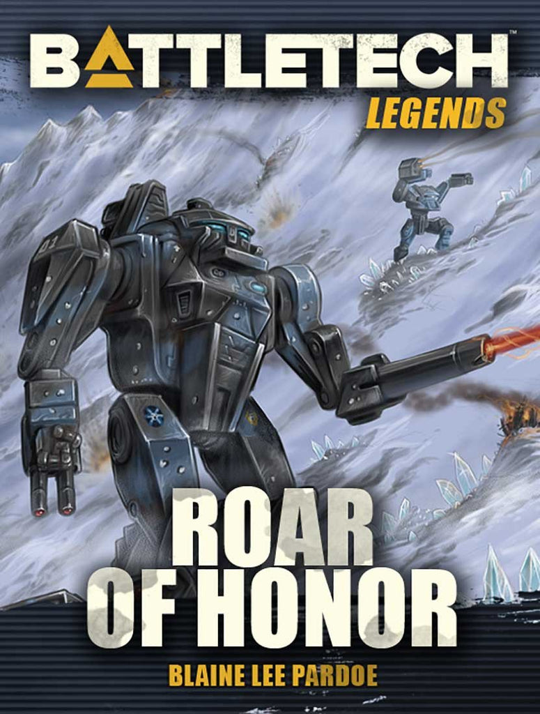 Legends: Roar of Honor