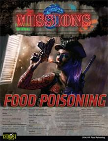 Shadowrun Missions: 03-11: Food Poisoning
