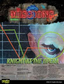 Shadowrun Missions: 03-07: Knight at the Opera