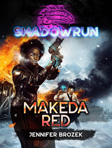 Shadowrun: Makeda Red