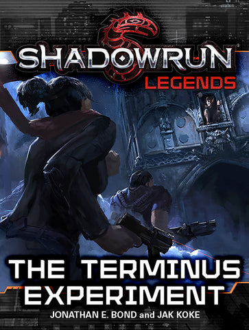 Shadowrun Legends: The Terminus Experiment