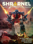 BattleTech Shrapnel magazine one-year subscription