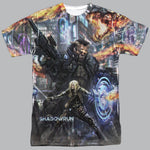 Shadowrun: SIXTH WORLD Sprawl Fashion T-shirt
