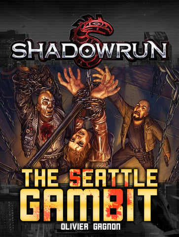 The Seattle Gambit (Enhanced Fiction)