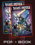 Valiant Universe: The Roleplaying Game (Book +PDF Combo)
