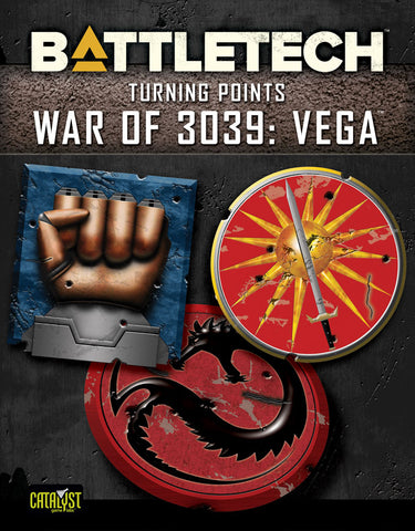 Turning Points: War of 3039: Vega
