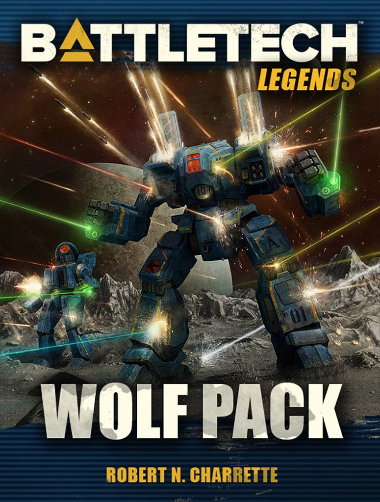 Legends: Wolf Pack
