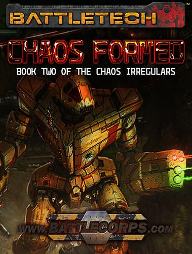 Chaos Formed (Book Two of the Chaos Irregulars)