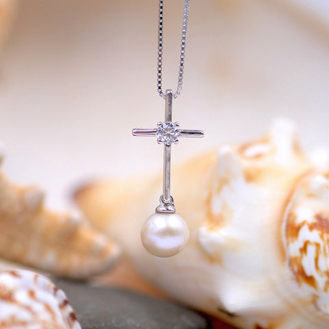 Cross of Unity Sterling Silver Pendant