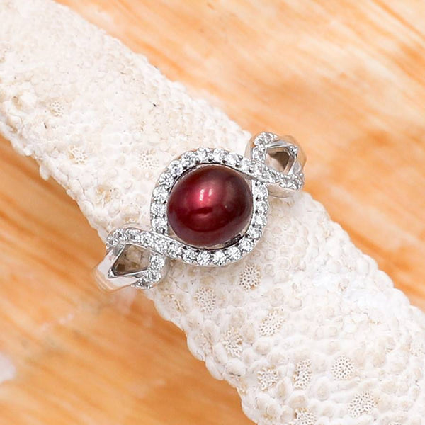 Heirloom Sterling Silver Ring