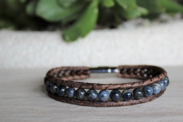Mens Limited Edition - Dumeroterite Bracelet