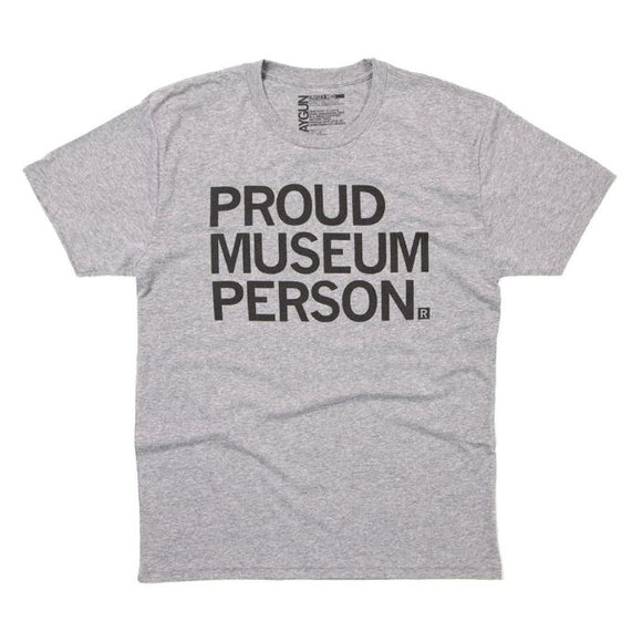 Proud Museum Person T-Shirt