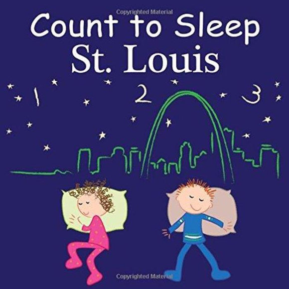 Count to Sleep St. Louis by Gamble & Jasper