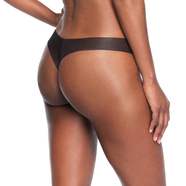 Icon Sheer Mesh Thong