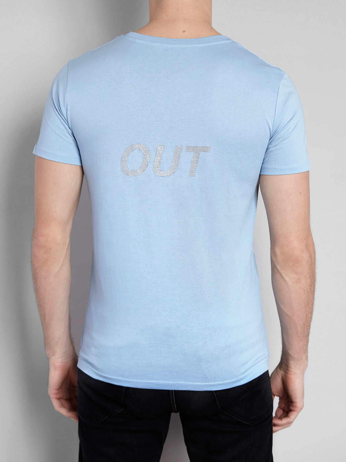 Cotton CHILL OUT T-shirt